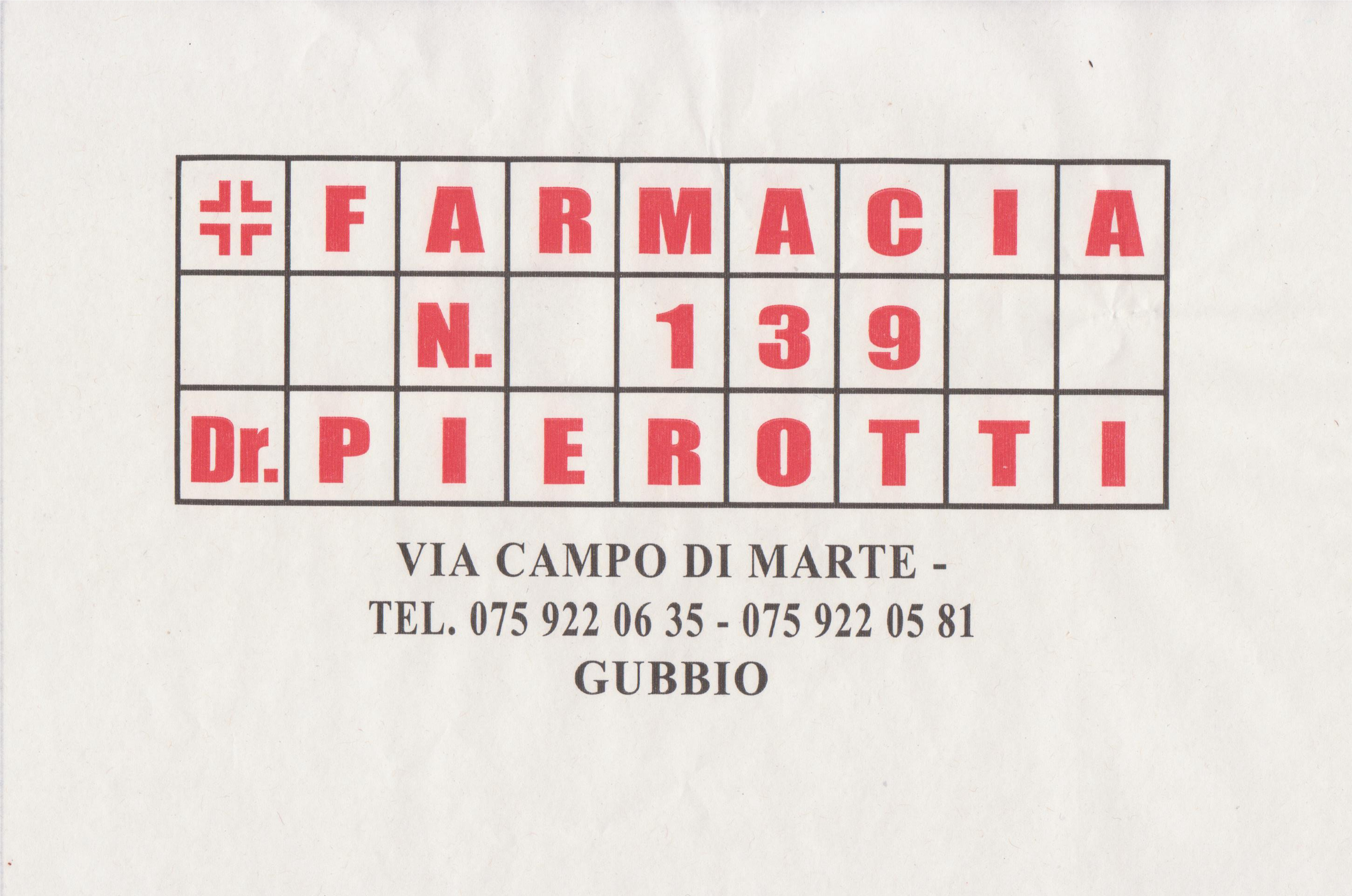 Farmacia Pierotti